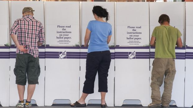 Less busy polling places are set to shut.