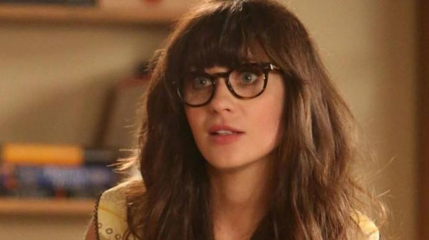 New Girl went in an unusual direction on Tuesday night's episode and wrote out Zooey Deschanel's character completely ...
