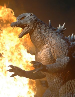The El Nino event has been likened to Godzilla, a fictional Japanese monster.
