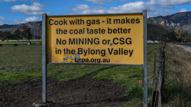 In the pristine Bylong Valley, which boasts some of NSW's best agricultural land, Korean power company KEPCO plans to ...