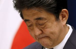 Japanese Prime Minister Abe: Has he now reversed his position?