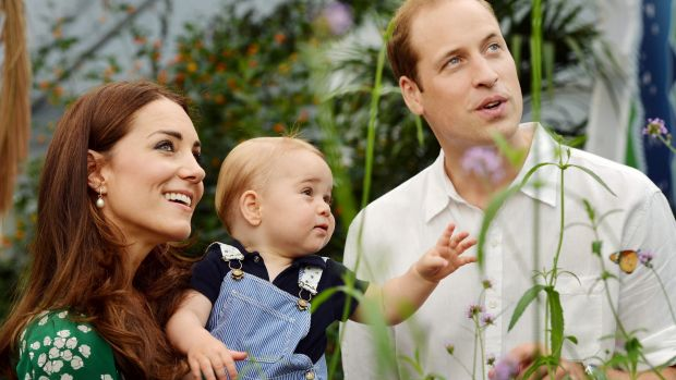 Duchess of Cambridge pregnant with second child.