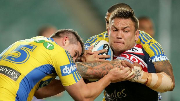 Target: Jared Waerea-Hargreaves could be approached by a second NZ team.