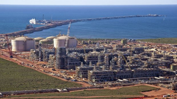 Chevron is about to begin exports from its massive Gorgon LNG project on Barrow Island off WA.