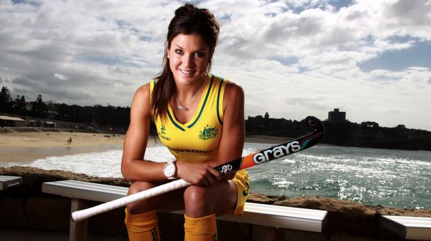Anna Flanagan is keen to test herself after being invited to train with the Hockeyroos.