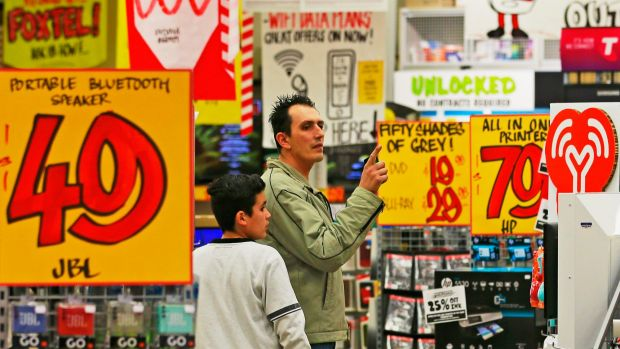 Investing in JB Hi-Fi shares is no lay-down misere, analysts warn.