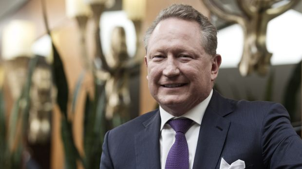 Mining magnate Andrew Forrest has experienced a big few weeks.