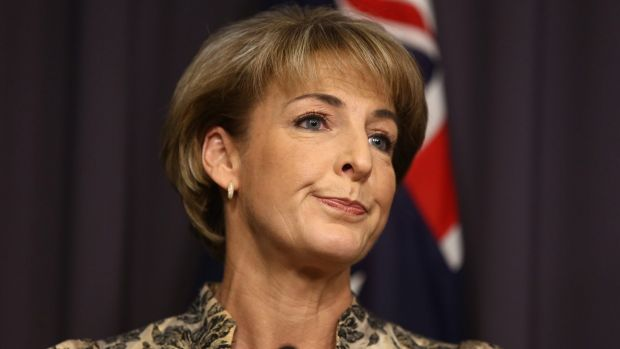 Minister for Employment Michaelia Cash is heading the crackdown into wage fraud in Australia, including at 7-Eleven.