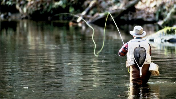 Plenty of Canberrans want to learn how to fly fish.