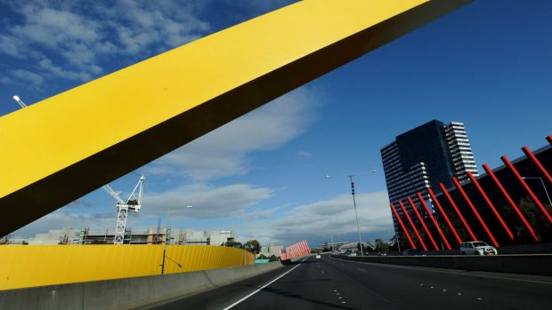 CityLink: one of the most profitable toll roads in the world.