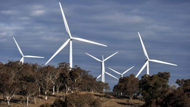 Infigen's Capital Wind Farm near Bungendore, New South Wales. The state will lose economic opportunities if the new ...