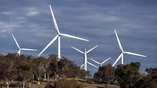 APA plans to lift its renewable energy commitment.