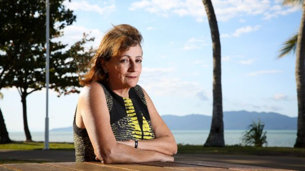 """Townsville Mayor Jenny Hill says Queensland Nickel's decision is a """"bitter blow"""" to her city."""