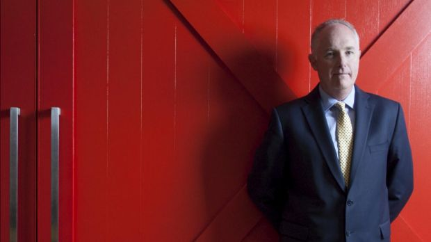 Treasury Wine Estates CEO Mike Clarke has a unicorn in his corner in the push to build the new French wine brand - ...