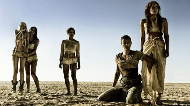 Post-apocalyptic looks in Mad Max: Fury Road.