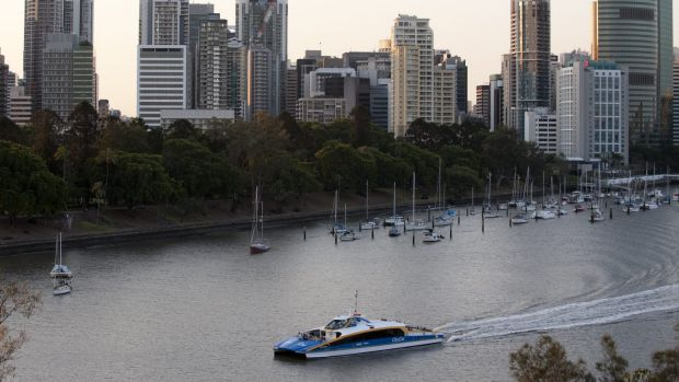 Brisbane's authors can be heavily influenced by their city.
