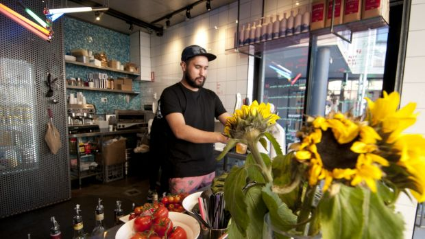 Bars, boutiques and brownies occupy shops in Fortitude Valley's new laneways.