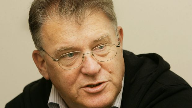 Commissioner for Children and Young People Bernie Geary is retiring.