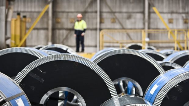 South32 production volumes are down but at least the miner doesn't have a debt problem.