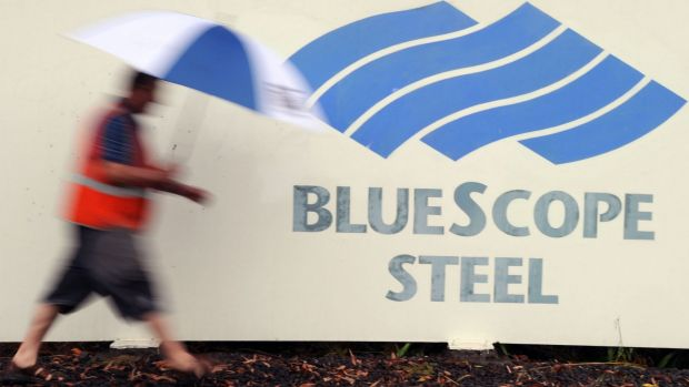 BlueScope is trying desperately to retrieve 'highly sensitive and commercially valuable' information allegedly stolen by ...
