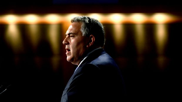 Treasurer Joe Hockey outlines his plans for tax reform.