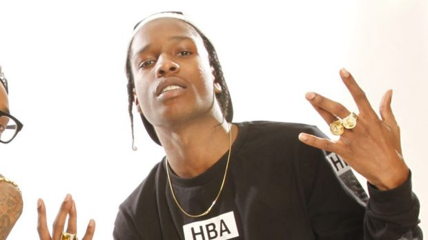 A$AP Rocky has been the victim of a crime in New Zealand.