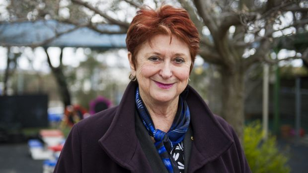 Age Discrimination Commissioner Susan Ryan wants to expand the laws protecting the elderly.