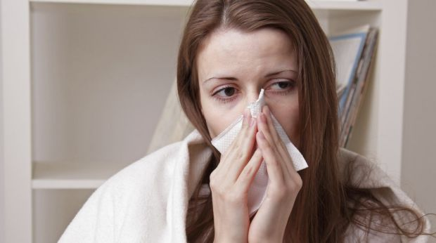 About 15,000 Queenslanders caught the flu this year.