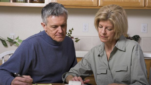 Household debt is at a record high, leaving some borrowers vulnerable to weak wage growth.