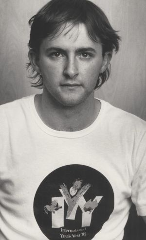 """The """"hot"""" Albanese in 1989."""