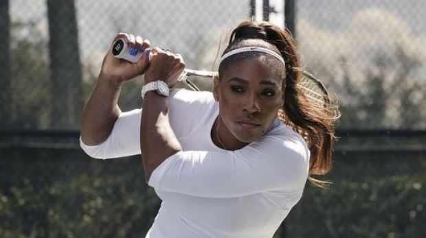 Serena Williams is on top of the world as she nears a calendar year Grand Slam and equalling Steffi Graf's grand slam ...