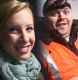 Alison Parker and  Adam Ward were killed during a live cross in Virginia.