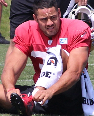 Jarryd Hayne has battled to prove he belongs.