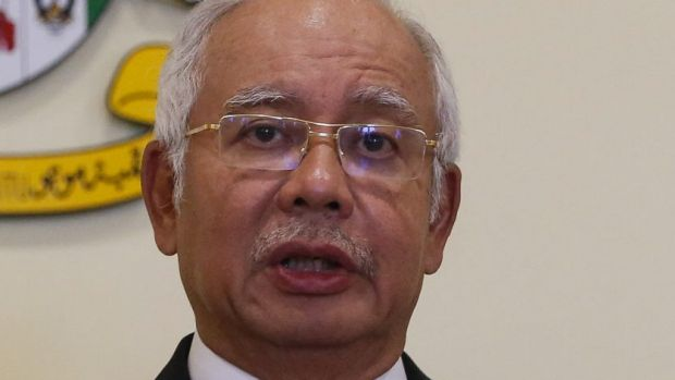 Malaysian Prime Minister Najib Razak has refused to explain how $US700 million allegedly appeared in his personal accounts.