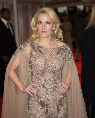 Gillian Anderson has admitted to having had relationships with women in the past, but is still open to the idea of ...