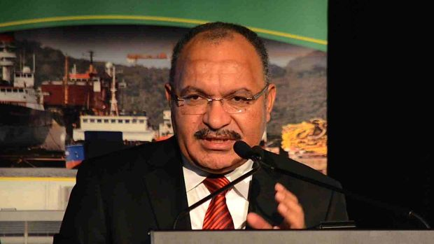 PNG Prime Minister Peter O'Neill was desperate to hold a substantial stake in Oil Search.