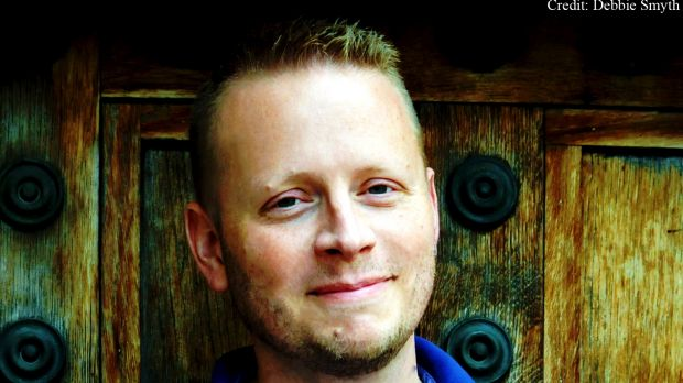 Author Patrick Ness' stories have unexpected, surreal elements.