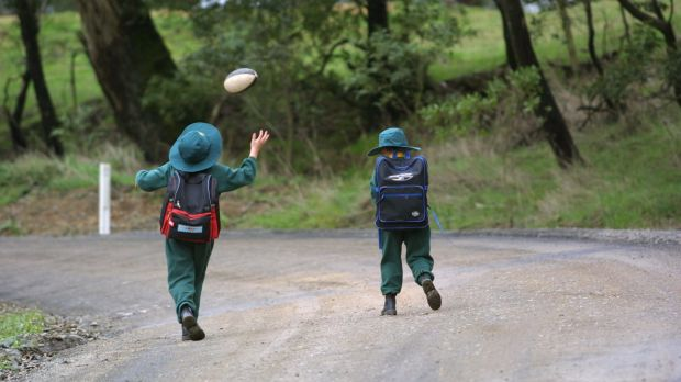 Kids at risk: 88 per cent of climate change-related illness and injuries occur in children under the age of five.
