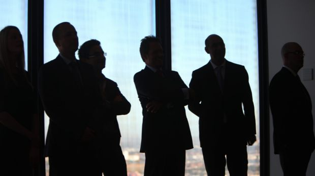 A Harvard Business Review study in 2007 found there was a 25 per cent turnover of executives when a new boss arrived ...
