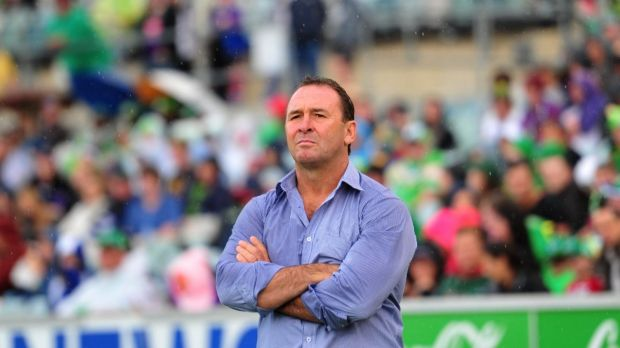 Raiders coach Ricky Stuart says his players must lift to send out their departing teammates with a win against the ...