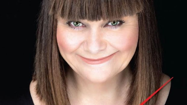 Dawn French will return to Canberra in February.