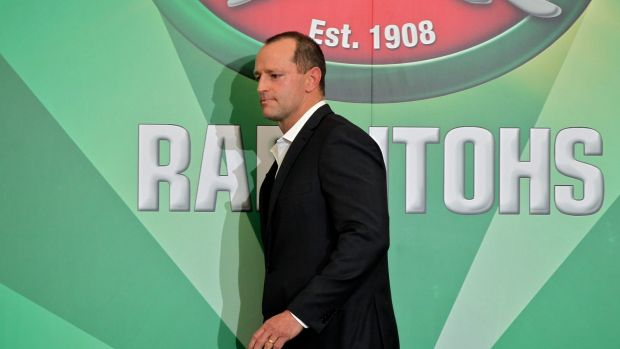 Former South Sydney coach Michael Maguire could be the new referee's boss.