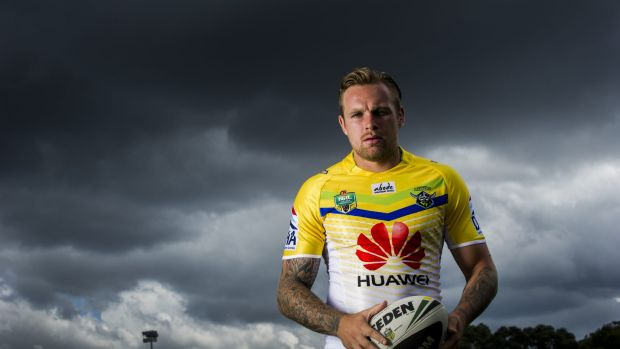 Next step: Blake Austin has been named in the NSW Emerging Origin squad