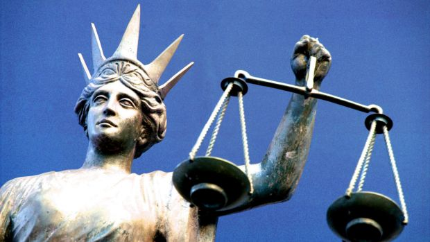 A police officer who allegedly murdered his former wife seven years ago has been denied bail.