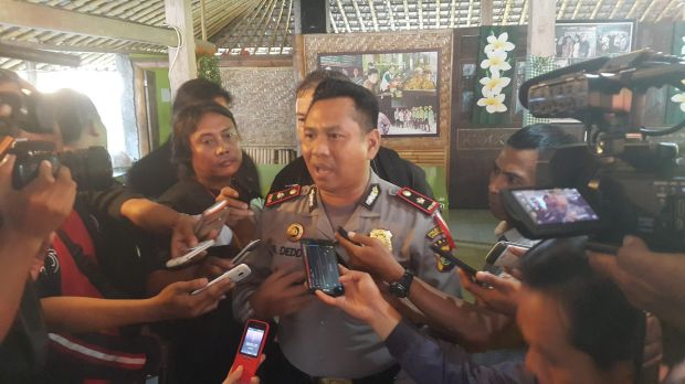 Kuta Police chief Dedy Januartha.