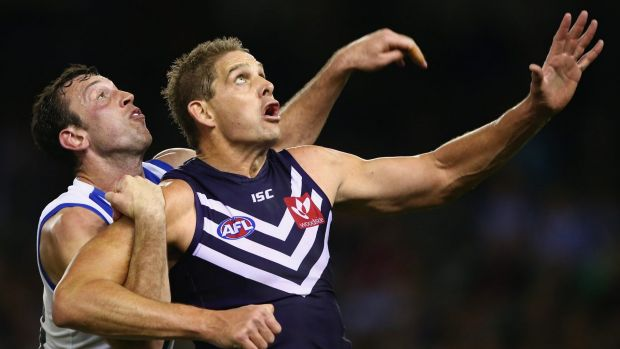 Aaron Sandilands will miss round one.