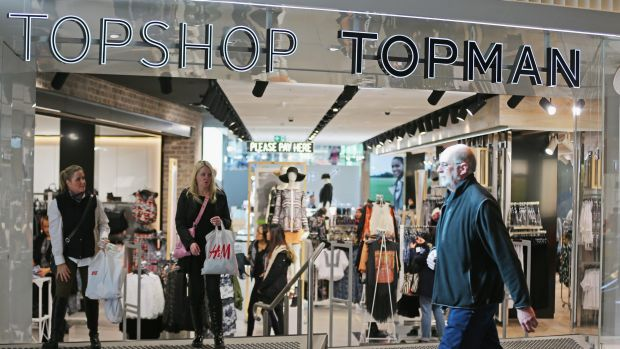 brand value of topshop Responsibilities topshop is part of the arcadia group ltd  .