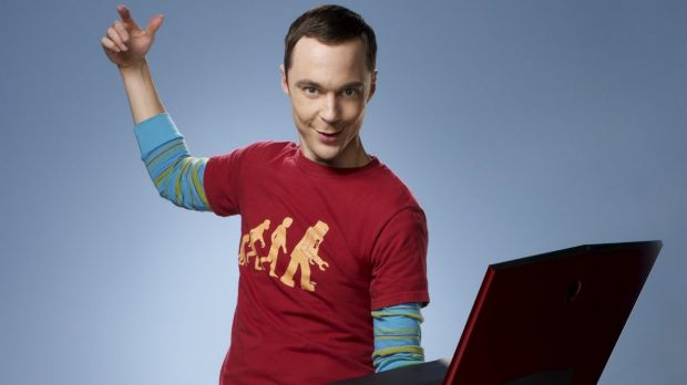 High earner: Jim Parsons stars in <i>The Big Bang Theory</i>.