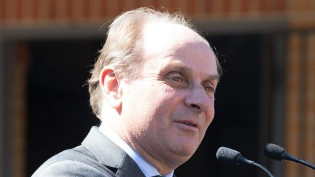 Quit: Henry Plumptre has resigned his post at the Godolphin racing operation.