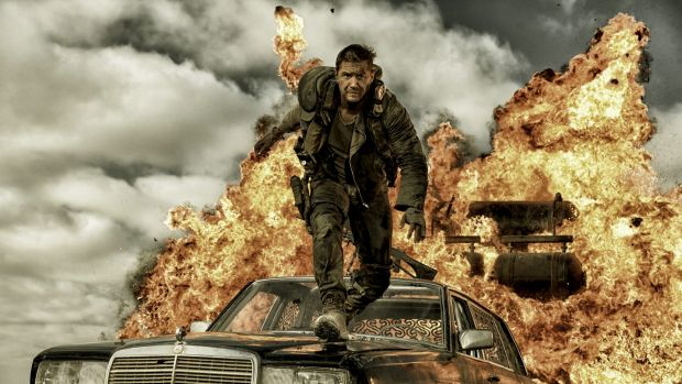 Streets ahead: <i>Mad Max: Fury Road</i> is the biggest-grossing Australian movie of the year.